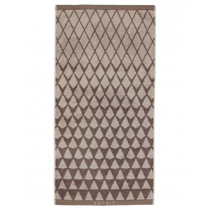 Esprit Baddoek Mina Brown 50x100cm