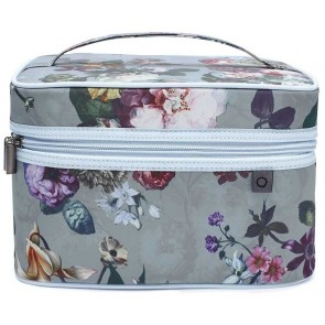 Essenza Kate Fleur Beauty Case Grijsblauw