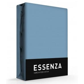 Essenza Hoeslaken Satijn Stone Blue