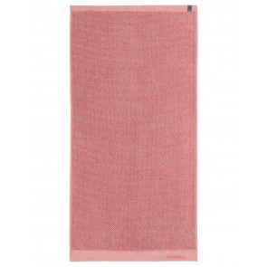 Essenza Handdoek Connect Organic Uni Rose 70 x 140 cm