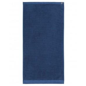 Essenza Handdoek Connect Organic Uni Blauw 60 x 100 cm