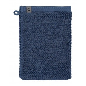 Essenza Washandjes Connect Organic Uni Blauw (6 st)