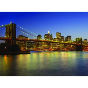 Brooklyn Bridge Fotobehang (Wallpaper)