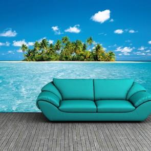 Fotobehang Maladiven (366 x 254 cm)