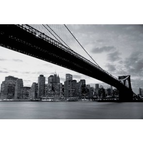 New York Bridge Fotobehang (Wallpaper)