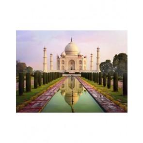 Fotobehang Taj Mahal 232 cm x 315 cm
