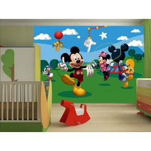 Mickey Mouse Fotobehang 4D (AG Design)