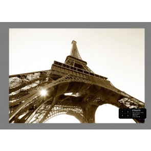 Eiffel Tower Fotobehang 4D (AG Design)
