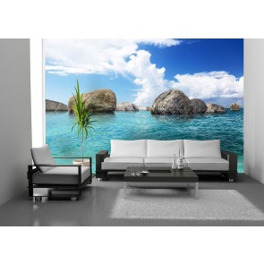 Sea Fotobehang 4D (AG Design)