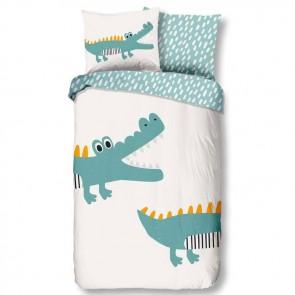 Goodmorning Dekbedovertrek Krokodil