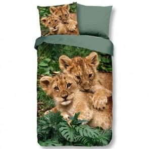 Goodmorning Dekbedovertrek Leeuwenwelpjes