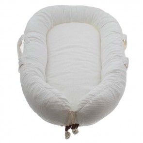 Hi Little One Babynest Off-white