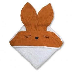 Hi Little One Badcape Bunny Apricot
