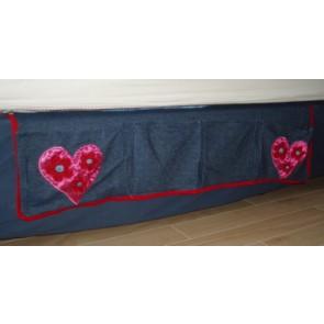 Hiccups Bedorganizer Dolls