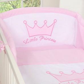 My Sweet Baby Hoofdbeschermer 'Princess' Roze