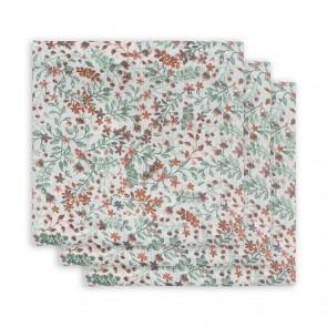 Jollein Hydrofiele Luiers 70x70cm Bloom (3-stuks)