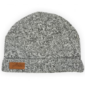 Jollein Babymuts Stonewashed Knit Grey