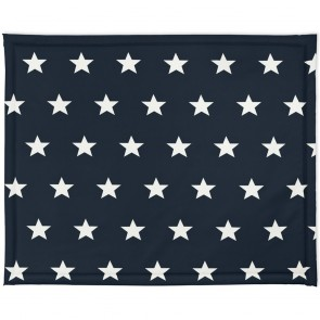 Jollein Boxdek 75x95cm Little Star Navy