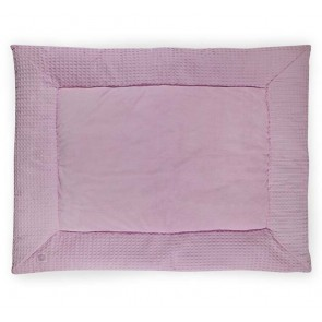 Jollein Boxkleed Waffle Pink 100x140cm