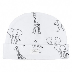 Jollein Muts Safari Black White 6-12 maand