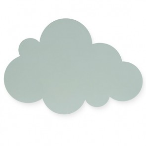 Jollein Wandlamp Clouds Green