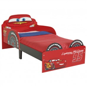 Cars Junior Bed Snuggle
