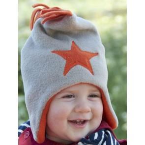 Buggy Snuggle Kindermuts Pebble - Orange Star S