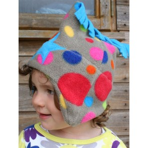 Buggy Snuggle Kindermuts Bright Bubbles Star XS