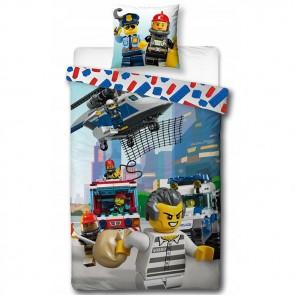 Lego City Kinderdekbedovertrek Go