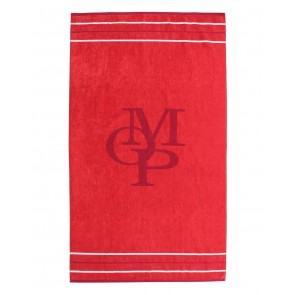 Marc O'Polo Strandlaken Emblem Red