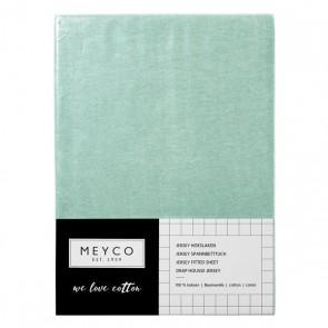 Meyco Hoeslaken Jersey New Mint