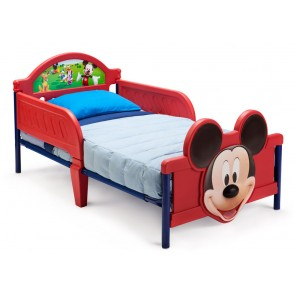 Mickey Mouse Junior Bed 3-D