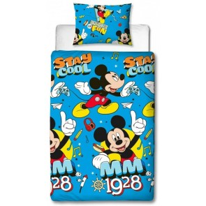 Mickey Mouse Dekbed