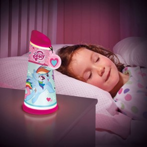 My Little Pony Nachtlampje Go Glow
