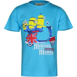 Despicable Me T-Shirt Blauw