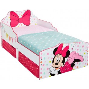 Minnie Mouse Junior Bed Strik