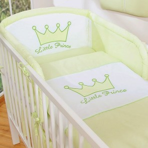 Bedomrander Little Prince/Princess Groen
