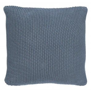 Marc O'Polo Sierkussen Nordic Knit Smoke Blue