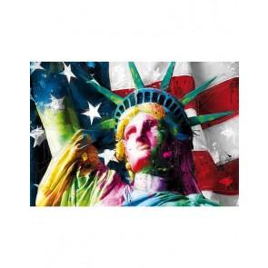 Fotobehang Patrice Murciano Lady Liberty 366 cm x 253 cm