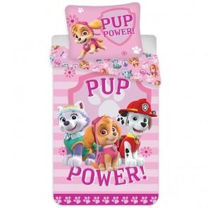 Paw Patrol Peuterdekbed Pup Power