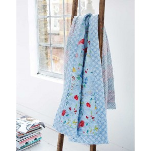 Pip Studio Quilt Hummingbirds Blauw