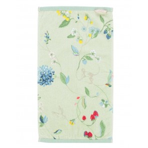 Pip Studio Douchelaken Hummingbirds Green 70x140cm