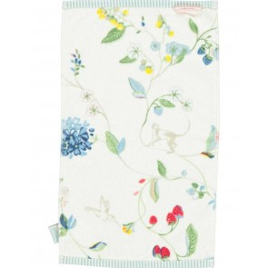 Pip Studio Gastendoekjes Hummingbirds Star White