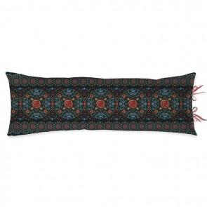 PiP Studio Sierkussen Forest Carpet 30x90 cm Donkerblauw