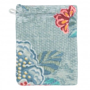 Pip Studio Washandjes Berry Bird Blue