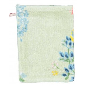 Pip Studio Washandjes Hummingbirds Green