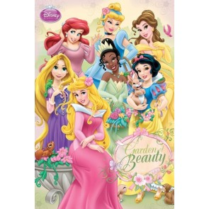 Princess Disney Fotobehang (Wallpaper)