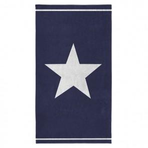 Seahorse Strandlaken Star Blue