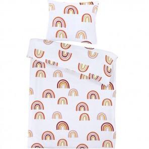 Slaaptextiel Kinderdekbedovertrek Regenboog