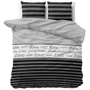 Sleeptime Dekbedovertrek Nina Grey